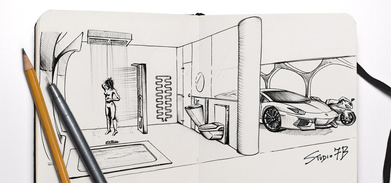 Interior design - Studio7b