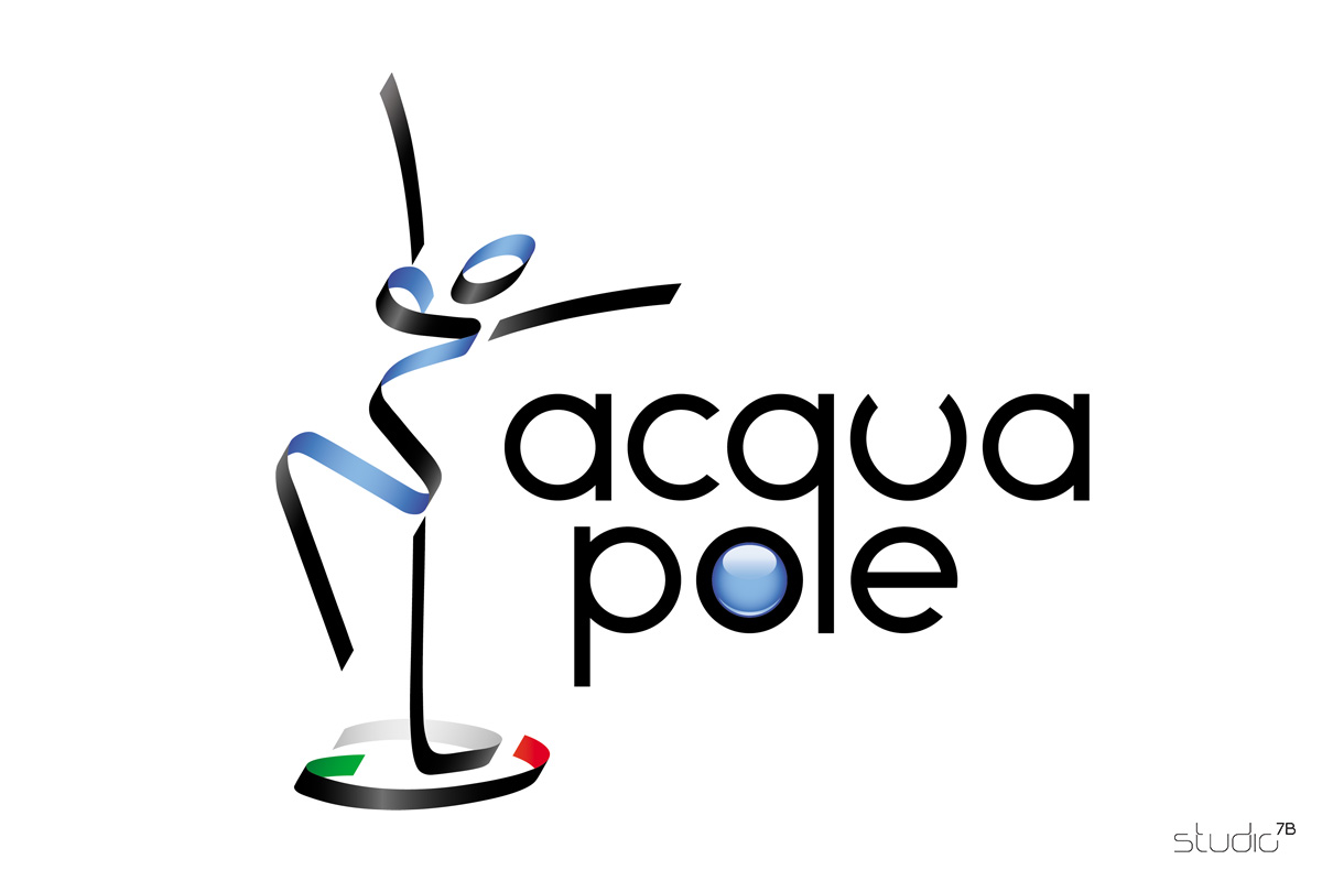 ACQUAPOLE logo design