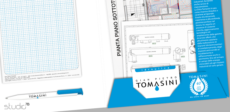 Tomasini Gian Pietro - corporate image