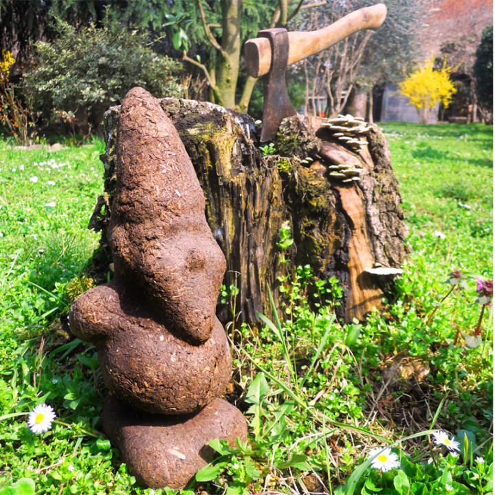 MINO nano da giardino in compost