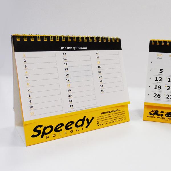 calendario - grafica e stampa