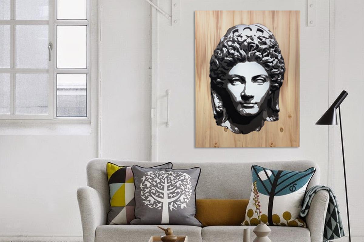 Iulia pannelli d 39 arredo d 39 autore design by studio7b for Tele d arredo