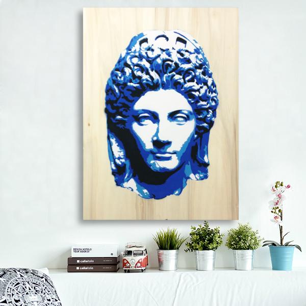 IULIA quadro moderno - design Giovanni Tomasini - Studio7B