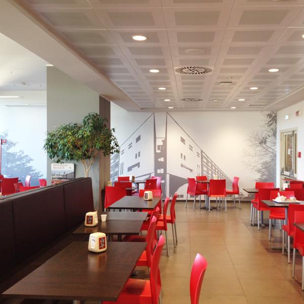 istituto ospedaliero fondazione poliambulanza di brescia - ambient design - studio7b