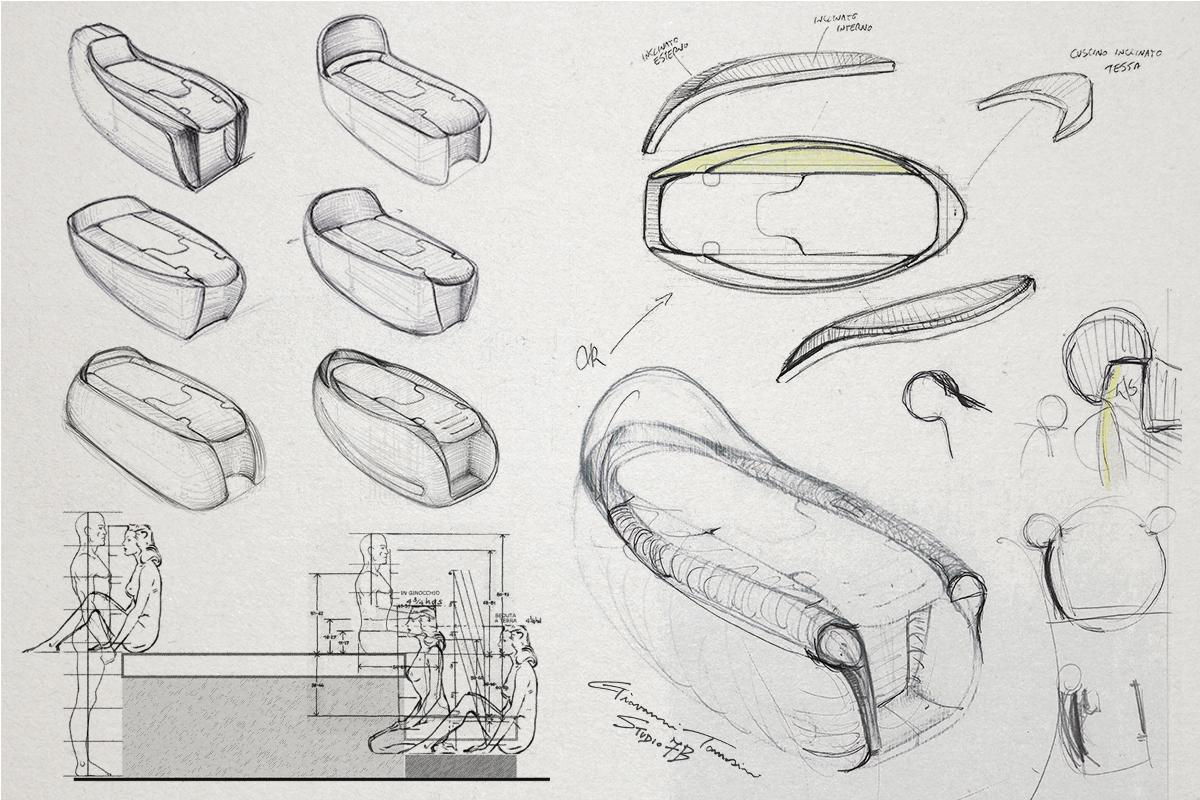 DESIRE il letto per fare lamore - design by Studio7B